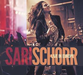 SARI SCHORR - Live in Europe - Tour