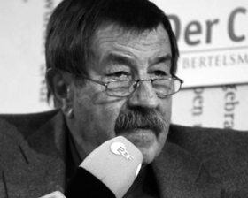 Bild: Günter Grass.
