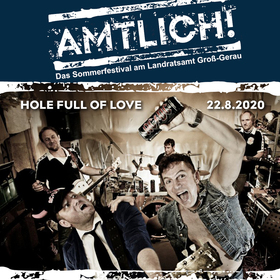 Bild: Hole Full Of Love & Dirty Fingers - AMTLICH! Das Sommerfestival am Landratsamt