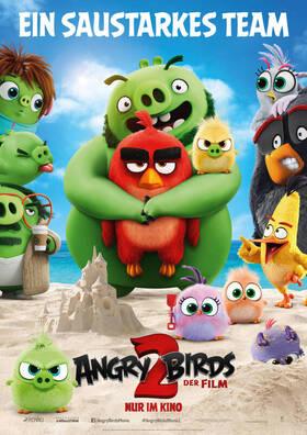 Bild: Kultur im Freien - Angry Birds 2 (Open-Air Kinder Kino)