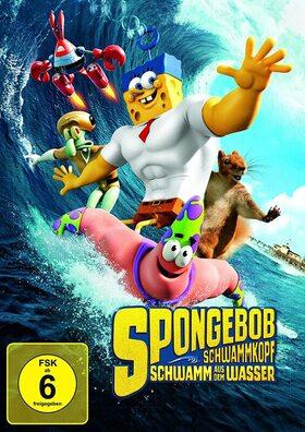 Bild: Kultur im Freien - Spongebob Schwammkopf aus dem Wasser (Open-Air Kinder Kino)