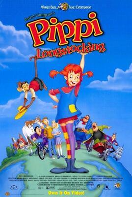 Bild: Kultur im Freien - Pippi Langstrumpf  (Open-Air Kinder Kino)