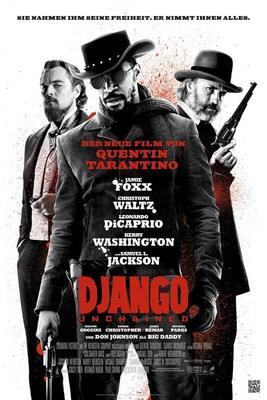 Bild: Kultur im Freien - Django Unchained (Open-Air Kino)