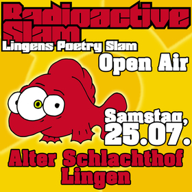 Bild: Radioactive Slam #31 - Open Air Edition