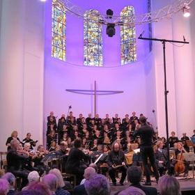 Bild: Beethoven religiös II - C. P. E. Bach – Dank-Hymne der Freundschaft  Ludwig van Beethoven – Messe C-Dur op. 86