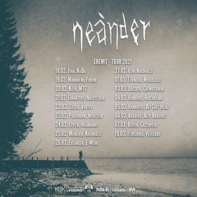 NEÀNDER - 'Eremit' Tour 2021