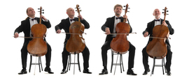 Bild: Rastrelli Cello-Quartett: From Brahms till Beatles - Vier Celli – eine Legende