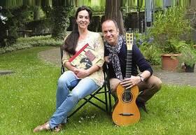 Bild: Franziska Dannheim & Carsten Linck - Es tönen die Lieder – ein Frühlingskonzert