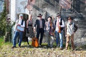 Bild: Trompetenbaum und Geigenfeige - Musik in Gärten und Parks im Münsterland - Combo Complett