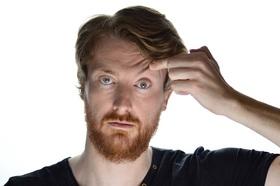 Bild: Kultursommer in der JVA - Jochen Prang - Stand-Up Comedy