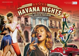 HAVANA NIGHTS - Havana Dance Company / Circo National / Live Band