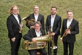 Bild: Blechbläser Quintett Rotary Brass