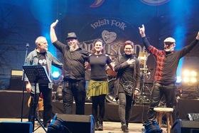 Bild: Irish Folk Abend mit Worrystone