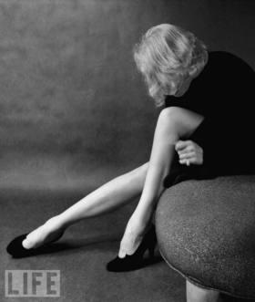 Bild: Marlene Dietrich - The Kraut