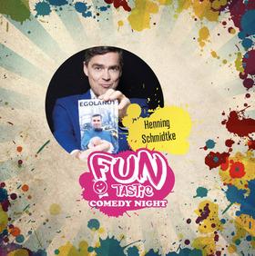Bild: FunTastic Comedy Night, mit Henning Schmidtke - Egoland