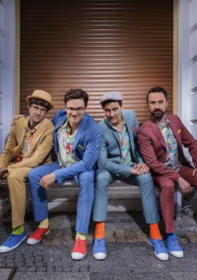 Bodo Wartke - In guter Begleitung - mit der SchönenGutenA-Band