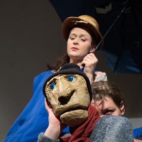 Bild: Red Dog Theater – Vom Fischer und seiner Frau