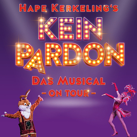 Bild: Hape Kerkelings KEIN PARDON - Das Musical On Tour