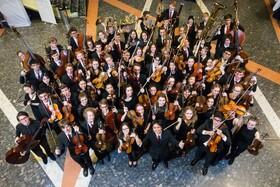 Bild: Jugendsinfonieorchester Stuttgart