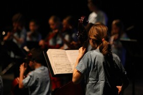 Bild: Jugendsinfonieorchester Ludwigsburg