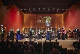 Bild: Debut - Jubiläumskonzert