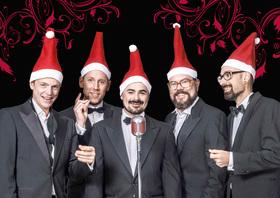 Bild: Viva Voce - Weihnachtskonzert: Wir schenken uns nix