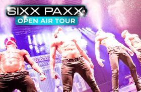 Bild: Sixx Paxx - Der Sommer wird heiss…