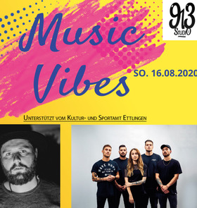 Bild: Musik Vibes! Ajon Grau & Attic Stories Live in Ettlingen!