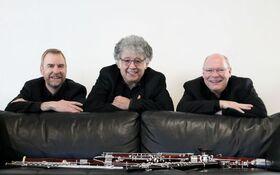 Bild: Trio ad libitum: Beethoven / Brasilien