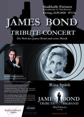 Bild: James Bond Tribute Concert - James Bond Tribute Concert