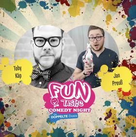 Bild: FunTastic Comedy Night, die doppelte Dosis mit Toby Käp und Jan Preuß