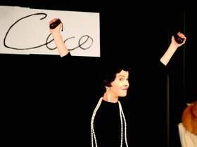 """La vie de Coco Chanel"" - ""La vie de Coco Chanel"""