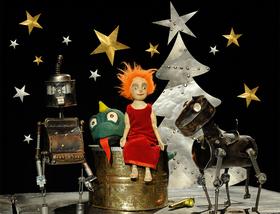 Bild: Ritter Rost feiert Weihnachten - Sonntags um Drei