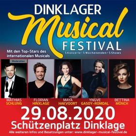 Bild: Dinklager Musical Festival 2020 - 5 Konzerte an 5 Abenden