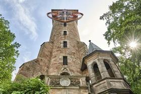 """Bild: Wanderung zur historischen """"Spiegelslust"""" über Marburg - Wandererlebnis 2020"""
