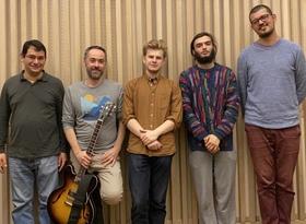 Bild: Jazzin´ Herrenberg präsentiert... - Fabio Gouvea Quintet