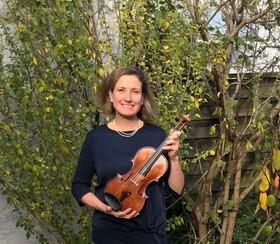 Bild: Violine und Orgelkonzert