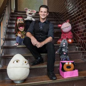 Tim Becker - Soloprogramm Tanz der Puppen