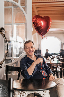 Bild: Steffen Möller - Weronika, dein Mann ist da