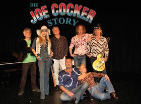 Bild: Chris Tanzza und Die Komm´ Mit Mann!s - Die Joe Cocker Story