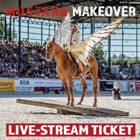 Bild: LIVE-Stream MUSTANG MAKEOVER 2020 (DE/ENG)