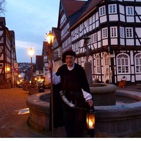 Bild: Altstadtrundgang mit dem Nachtwächter