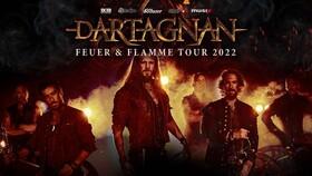 Bild: dArtagnan - Feuer & Flamme Tour 2022