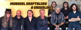 Bild: Monokel Kraftblues & Engerling - Open Air