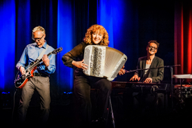 Bild: Lydie Auvray Trio - Musetteries