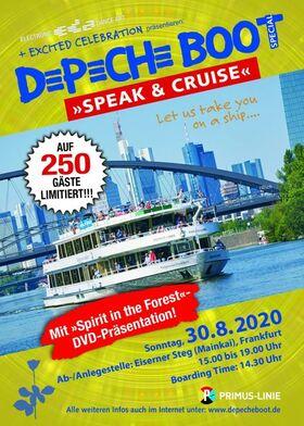 Bild: Speak & Cruise - inkl. Spirit in the Forest DVD Präsentation