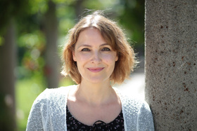 "Bild: Lesung mit Nina Blazon - ""Wörterbuch des Windes"". Eine Lesung mit Autorin Nina Blazon"