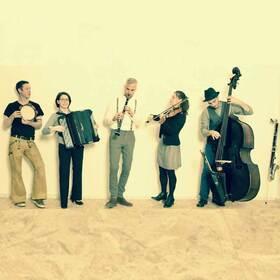 Bild: Klezmer Konzert mit den Yankeles