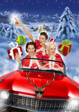 Bild: Sweet Sugar Swing: Swingin´ Santa - Die verrückte-traditionell-besinnlich-musikalische Weihnachtscomedy