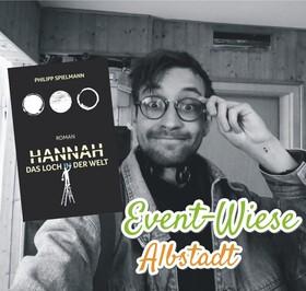 """Bild: Literaturpicknick """"Hannah – Das Loch in der Welt"""""""